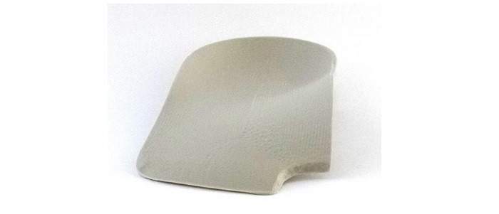 First MTP Cut Out CadCam Orthotic
